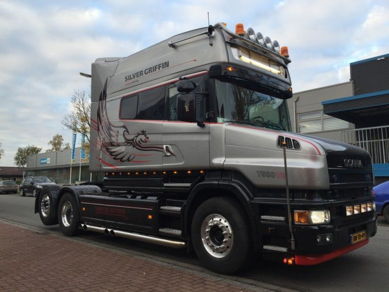 Scania Limited Edition - Silver Griffin - It s here -