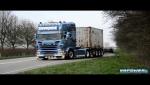 Sneepels JR. - Scania R500 V8 Loud Sound Machine!