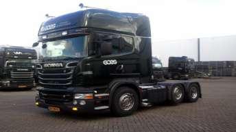 Scania R500 voor Goes