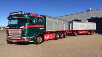 Scania R580 voor Jorn Davidsen (DK)