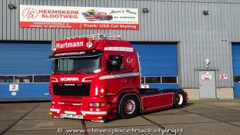 Scania V8 R560 - Hartmann (D)