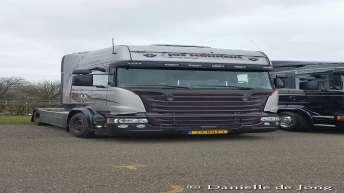 Scania V8 R580 Silver Griffin 097/100 - Jos Monnens