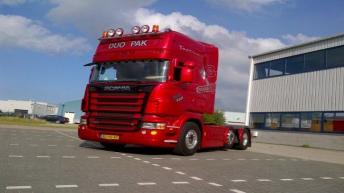 Tweedehands Scania R500 voor Duopak