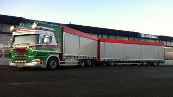 Scania R500 voor Kroon Waarland