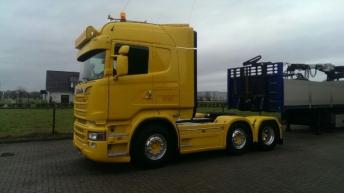 Scania R620 voor Molenaar Transport