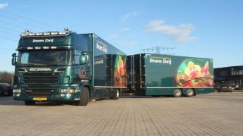 Scania R500 voor Bram Deij
