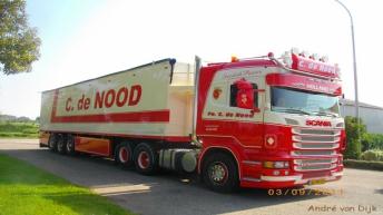 Scania R730 voor C. de Nood