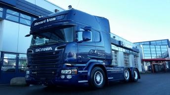 Scania V8 R520 - Henri Vos