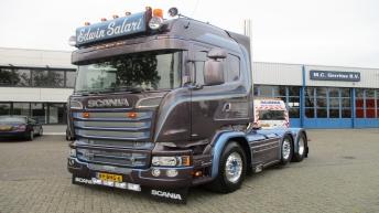 Scania R520 voor Edwin Salari