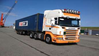 Tweedehands Scania R620 voor Sijtsma Transport