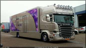 Scania R520 voor Jason Walters