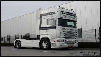 Scania R500 voor Van der Laan