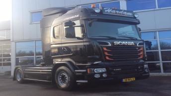 Scania R520 voor Hardam Transport