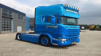 Scania R520 voor Berend Visser