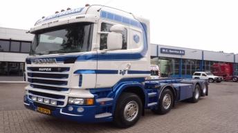 Scania R500 voor Van Wonderen