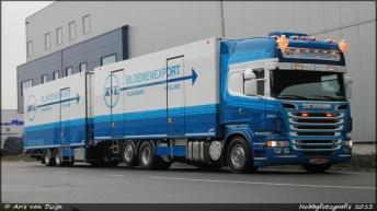 Scania R500 voor RVE