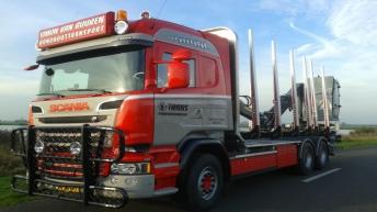 Scania R730 voor Simon van Buuren