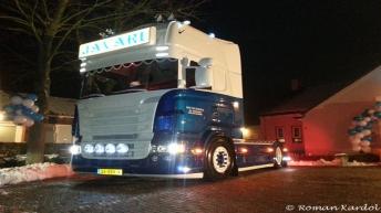 Scania R500 voor Javari