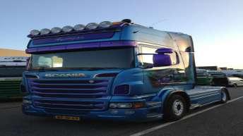 Tweedehands Scania R730 voor Eda Trans
