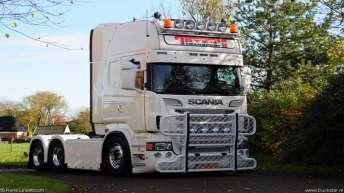 Scania R500 voor J. Stiemsma