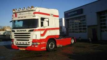 Scania R560 voor Jan Diepeveen