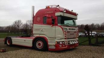 Scania R560 voor Bart Croonen