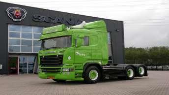 Scania R520 voor Danny van den Heuvel