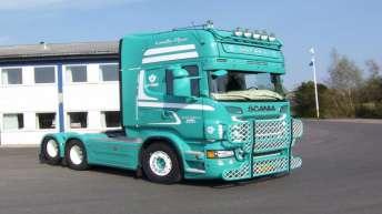 Scania R560 voor Jakob Pedersen (DK)