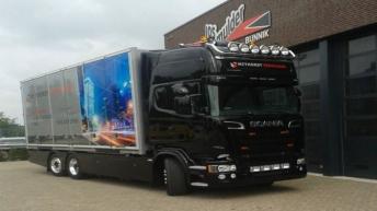 Scania R520 voor Methorst Verhuizers