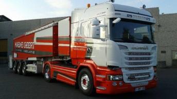 Scania R730 voor Maene Geert bvba (B)