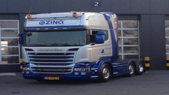 Scania R520 voor Richard Giethoorn