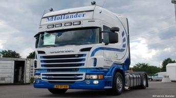 Scania R500 voor M. den Hollander