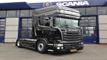 Scania R520 Crown Edition