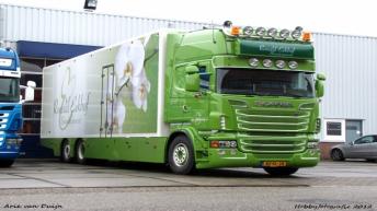 Scania R500 voor Ronald Eekhof