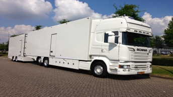 Scania R520 voor Jan Heijsteeg