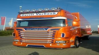 Scania R730 voor Gerrit Verbeek