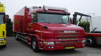 De levensloop van een Scania V8 | BL-XL-19