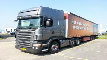 Tweedehands Scania R560 voor Duopak