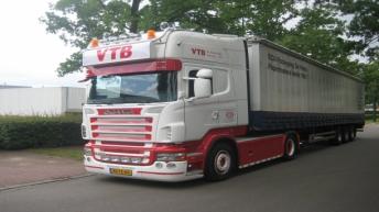 Scania R500 voor VTB