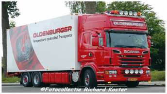 Scania R730 combi voor Oldenburger