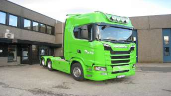 Scania S730 voor  BB Transport AS (NO)