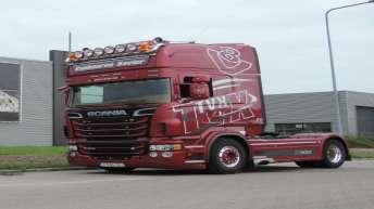 Scania R500 voor TVX (B)
