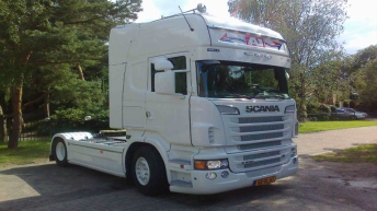 Scania R500 voor A1 Golfcars