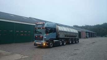Scania R500 voor Jansen