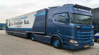 Scania S520 voor G. Vletter b.v.