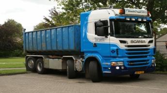Scania R560 voor Ekelschot B.v.
