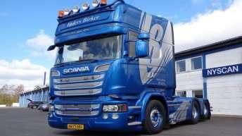 Scania R580 voor Anders Birker (DK)