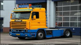 Tweedehands Scania 143 420 voor PW de Mooy