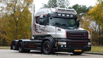 Scania T500 highline
