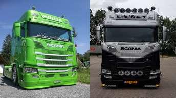 Accessoires voor de Scania NextGen